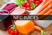 organic fruit juice not-from-concentrate