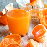 bulk nfc tangerine juice