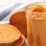 bulk sweet potato puree